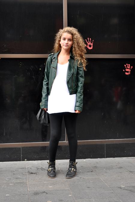 London Street Fashion Blog To Watch Street