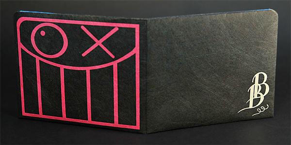 Monsieur André - Paris - Paper Wallet Designer Series