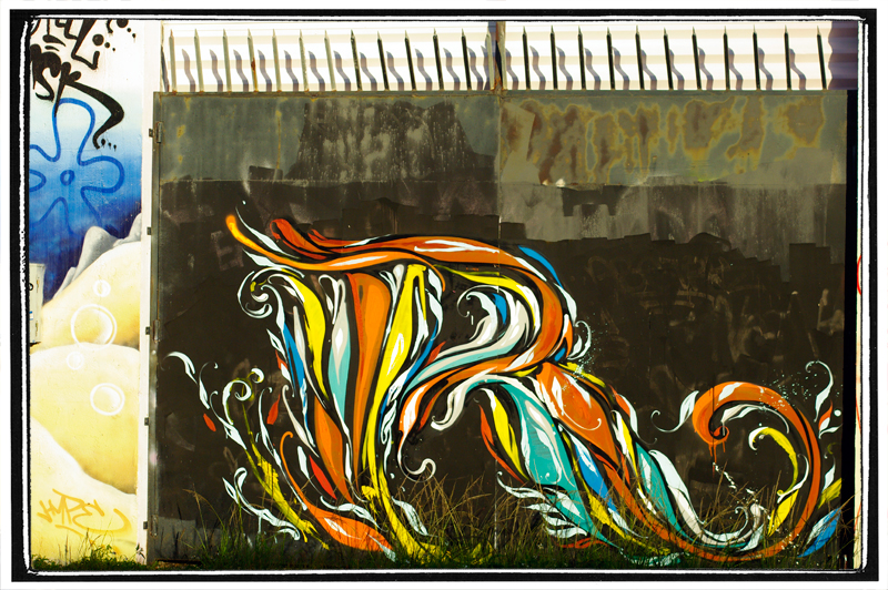 R, Miami Street Art