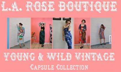LA Rose Vintage Memorial Day Sale