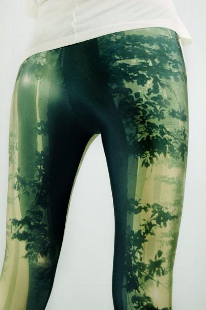 Enchanted Forest Leggings by Lovelysally