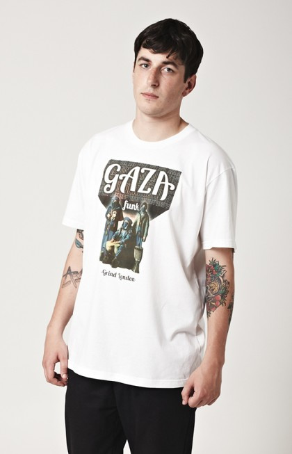 Gaza Funk Tee by Grind London