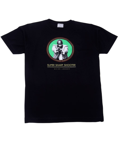 Isaac Hayes Tee GRIND London