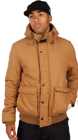 Ecko Unltd. Freehold Winter Jacket Teak