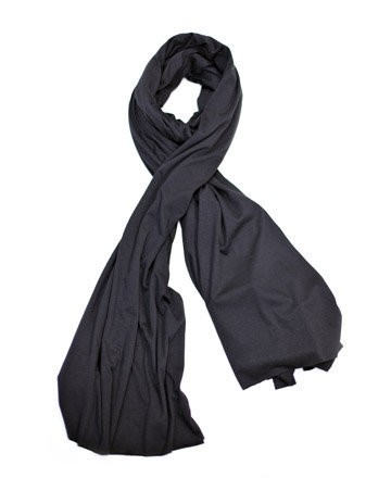Fluxus Nomad Scarf in Black
