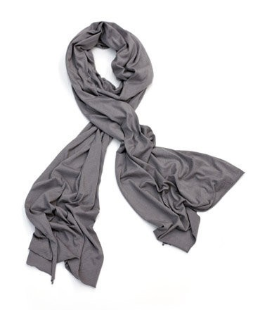 Fluxus Nomad Scarf in Grey