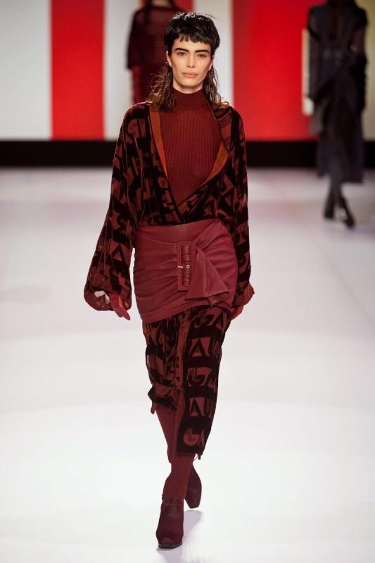 Gaultier Kimono Style